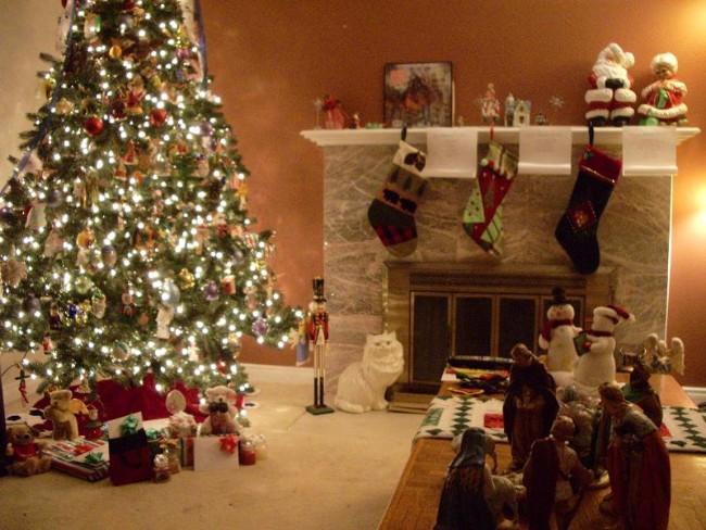Зошто Kитиме Новогодишна Елка