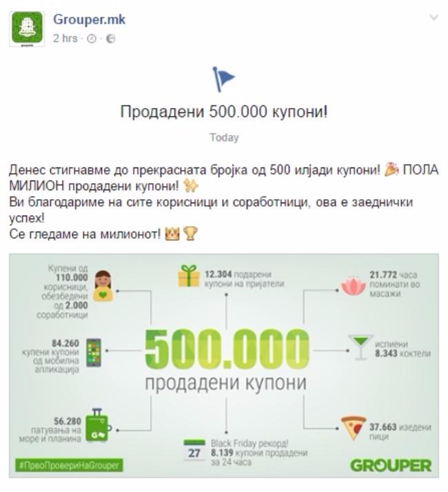 Онлајн купување во Македонија