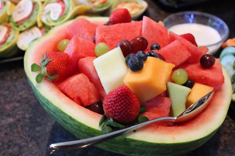 Што да се јаде во жешките летни денови?