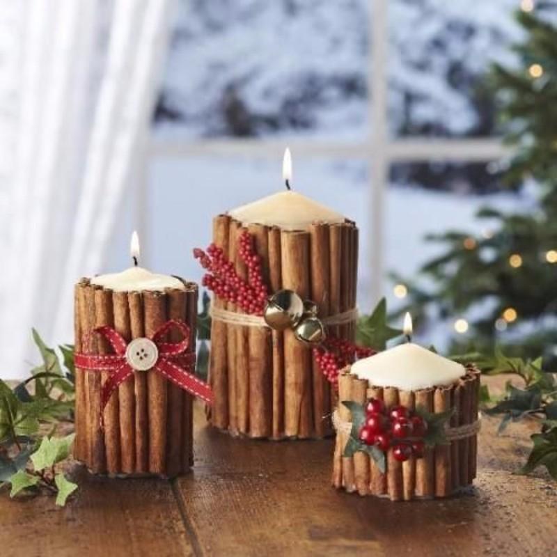 Идеи за новогодишно украсување на домот